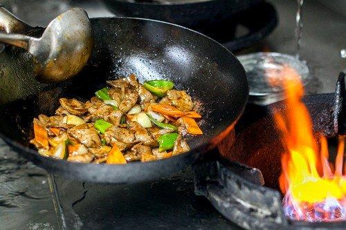 важна термическая обработка овощей и фруктов перед употреблением