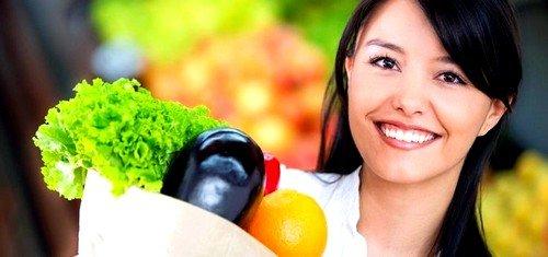 соблюдение определенных норм и правил питания