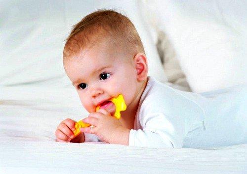 Схема прорезывания зубов у детей фото