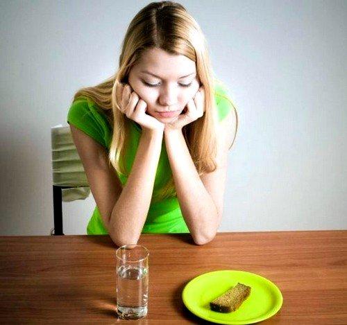 Болевой и диспепсический синдром часто вызывают отсутствие аппетита