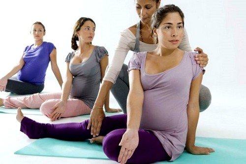 Полезен ли фитнес для беременных? фото