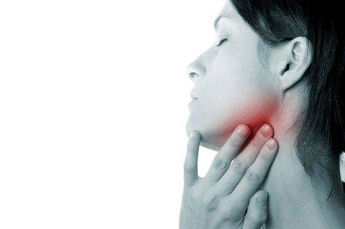 Симптомы отека горла и его лечение фото