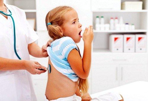 Часто отечность гортани у детей становится последствием не воспалительного процесса