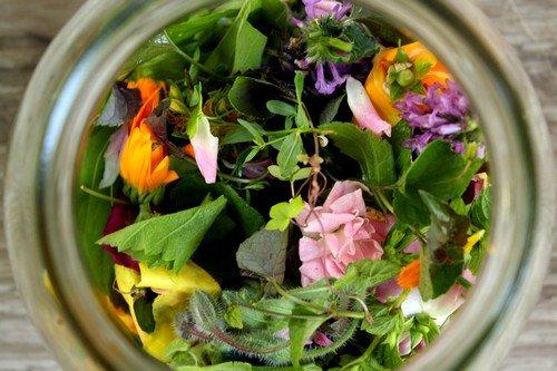 Полоскание рта отварами из лекарственных растений