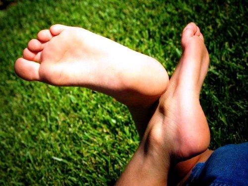 Запах от ног: методы предотвращения фото