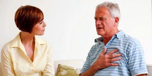 При появлении одышки, которая развилась на фоне сердечной недостаточности, нужно как можно быстрее предпринять меры на восстановление дыхания и нормализацию сердечного ритма