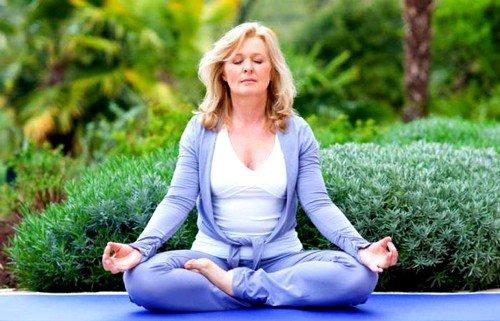 Правильное дыхание помогает облегчить течение приступа