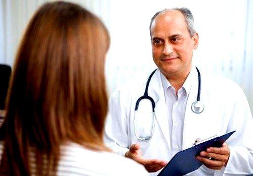 Диагностические процедуры предусматривают в первую очередь опрос пациента и сбор анамнеза