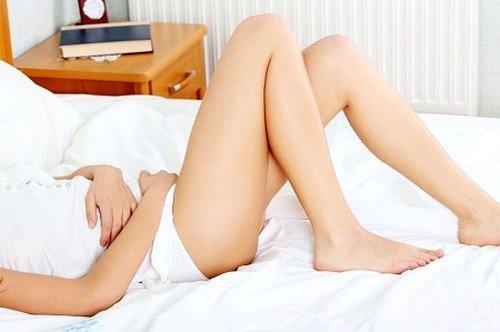 Воспаление вагины и шейки матки – распространенная причина болей в нижней части живота после сексуальных сношений