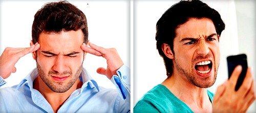 Симптомы часто затрагивают не только психику человека, но и оказывают негативное влияние на физическое здоровье