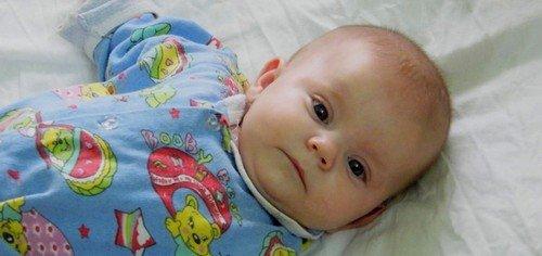 Серьезную опасность представляет внутрибольничное заражение младенца при родовспоможении