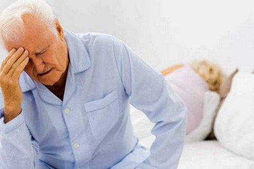 Практически все люди преклонного возраста сталкиваются с проблемой нарушения сна