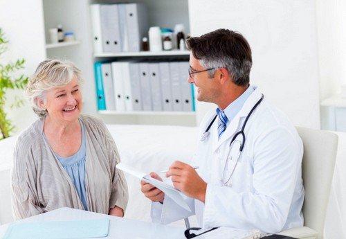 В первую очередь диагностика будет включать в себя осмотр пациента