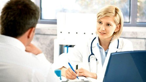 Первоначальный этап лечения - это устранение всех возможных причин, способствующих развитию болезни