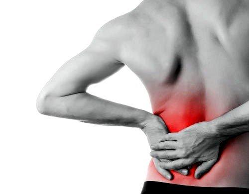 Причины боли в спине под левой лопаткой фото