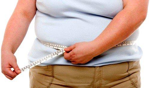 избыточный вес тела увеличивает риск развития артрита
