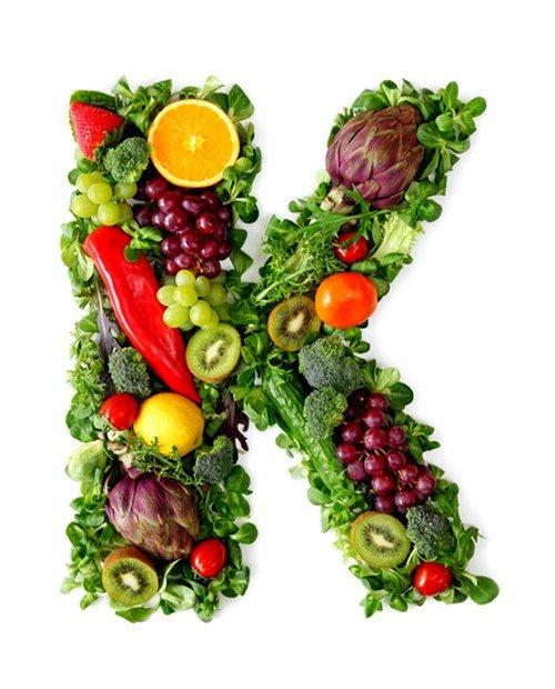 Недостаток витамина К в организме