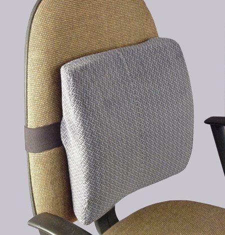 Ортопедическая подушка на стул под спинку