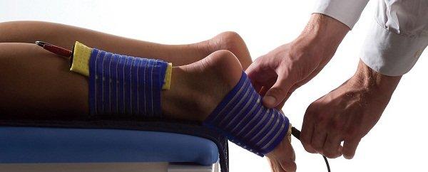 Магнитотерапия при артрозе стоп