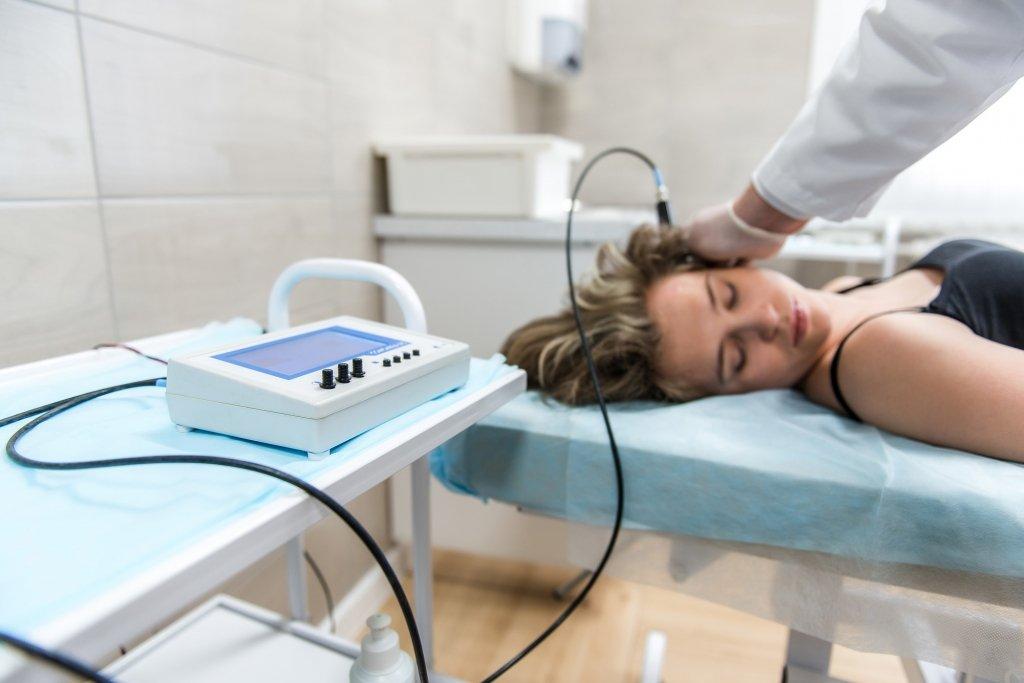 Обработка результатов РЭГ головного мозга