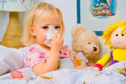 Респираторные аллергические проявления