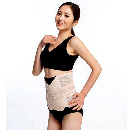Использование послеродового бандажа препятствует опущению женских половых органов после родов, и является хорошей лечебной профилактикой растяжения мышц передней брюшной стенки