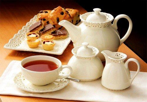 Особой любовью среди народа пользуется рецепт, основывающийся на черном чае и молоке