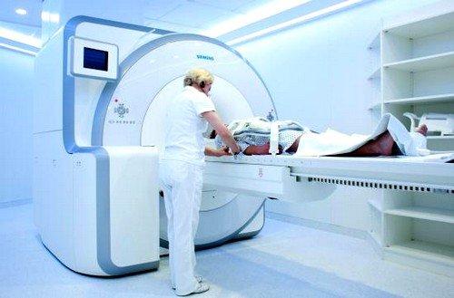 Как делается МРТ головного мозга фото