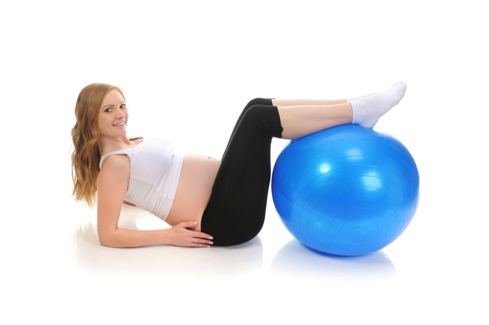 Гимнастика для женщин при беременности