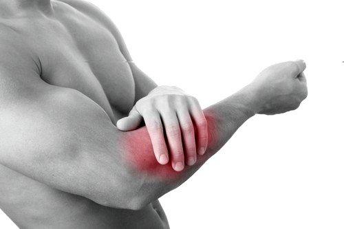 Хроническая форма болезни является основной формой течения эпикондилита