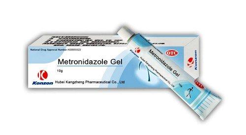 Вместо свечей можно использовать Вагинальный гель Метронидазол