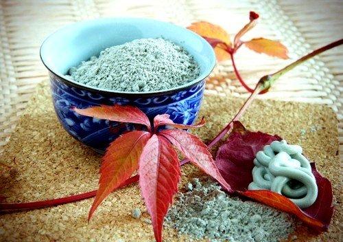 тепловое воздействие при помощи голубой глины