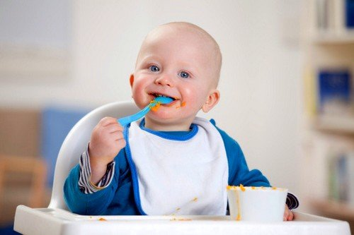 материнское молоко не содержит белков и волокнистой пищи, необходимой для формирования и адаптации пищеварительной системы