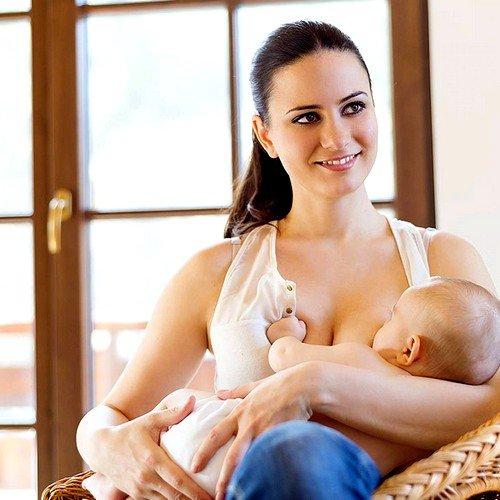 Грудное молоко подходит любому новорожденному