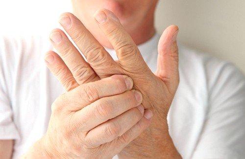 Онемение конечностей причины и лечение