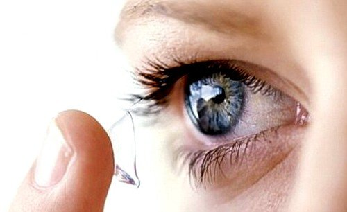 Ночные линзы для восстановления зрения фото