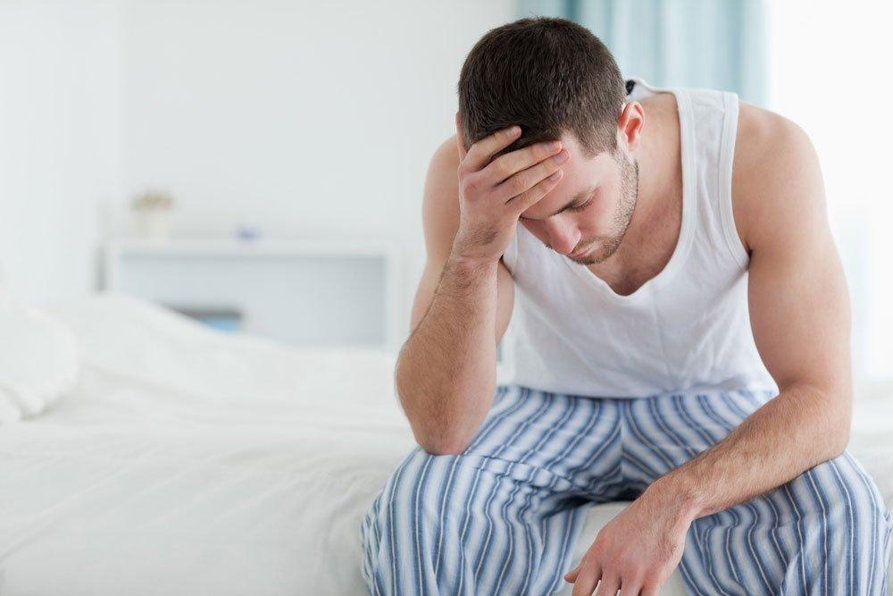 Симптомы у мужчины