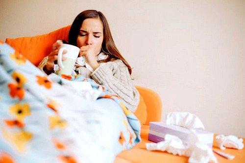 Осложнения от простудных заболеваний