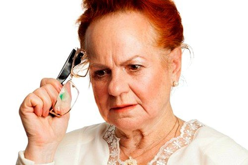 Один из признаков гипотиреоза - ухудшение памяти