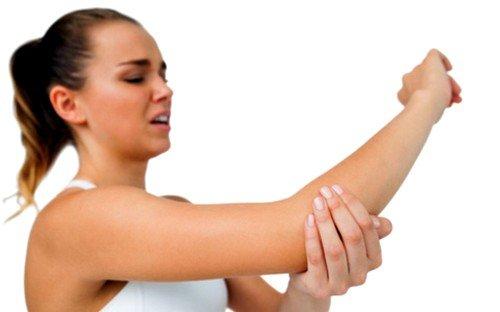Эпикондилит локтевого сустава представляет собой воспалительно-дегенеративное повреждение суставной ткани в зоне фиксации суставных сухожилий к плечевой кости