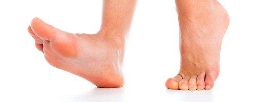 Лечение плоскостопия при помощи массажа стоп фото
