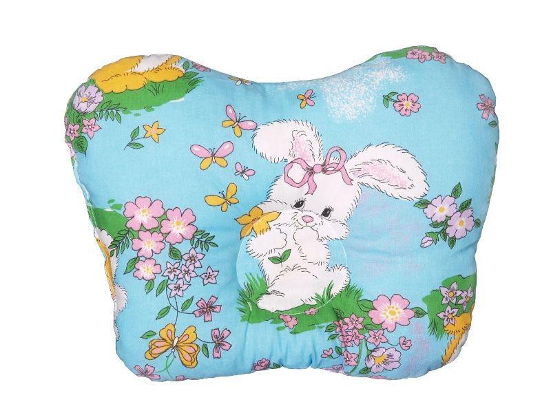 Ортопедическая подушка для новорожденных фото