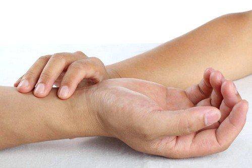 Основные причины развития тахикардии - недостаток в организме калия и магния