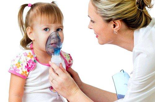 Ингаляции с Мирамистином в небулайзере детям проводят только по назначению врача