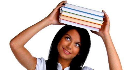 Упражнение с использованием книги