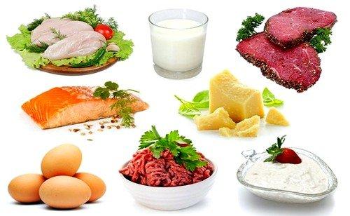 Ноль баллов содержится в нежирных продуктах с высоким содержанием протеина