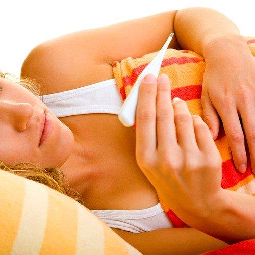Определение беременности по базальной температуре