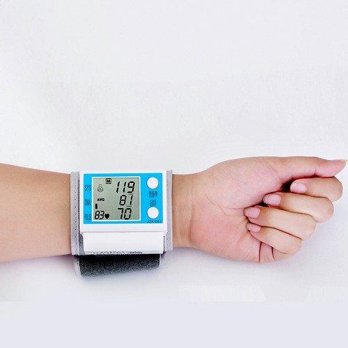 Для пациентов молодого возраста оптимальный вариант - тонометр для измерения давления через запястье