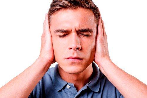 По каким причинам может наблюдаться шум в ушах и голове фото