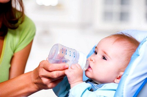 Ребенок должен пить в достаточном количестве